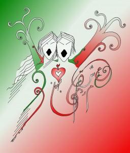 25 of Bahman Februsary 14th 2011 in Iran Copyright 2011 Kaveh Adel