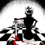 "Political Cartoon: ""Tyrannical Chess"" by Cartoonist Kaveh Adel"