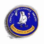 "Political Cartoon: ""Petraeus Central Intelligence Oopsy"" by Iranian American Cartoonist Kaveh Adel"