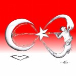 "Political Cartoon: ""Turkey Democracy"" By Kaveh Adel Iranian American Cartoonist"