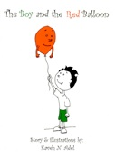 The Boy and Red Balloon by Kaveh Adel copyright 2010